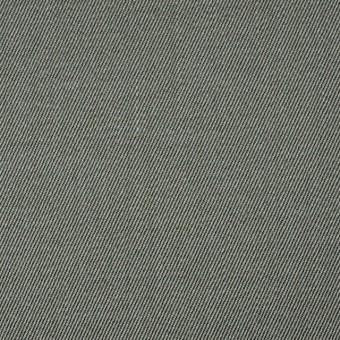 コットン&ナイロン×無地(アイビーグレー)×チノクロス_全2色