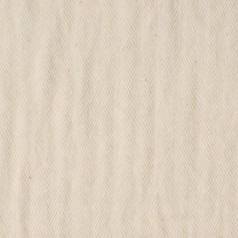 コットン×無地(キナリ)×ヘリンボーン&ガーゼ