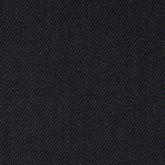 コットン×無地(ブラック)×セルビッチデニム(12oz)