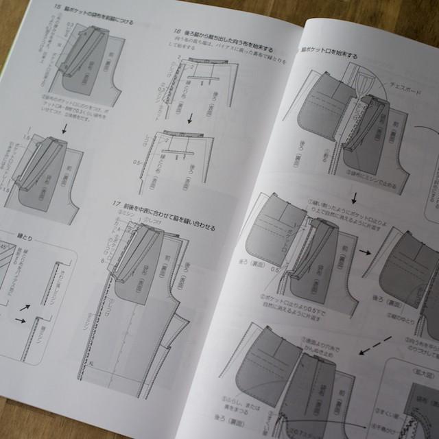 服飾造形講座(9) メンズウェアⅠ(体型・シャツ・パンツ) (文化服装学院編) イメージ4