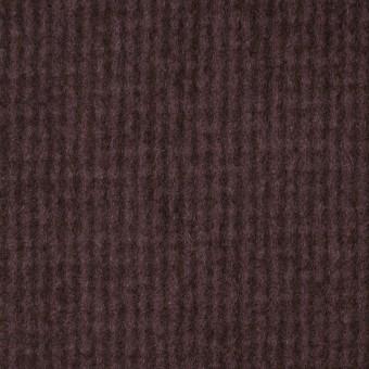 ウール&カシミア×ミックス(レーズン)×フランネル&ツイード