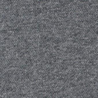 コットン×無地(チャコールグレー)×裏毛ニット_全2色