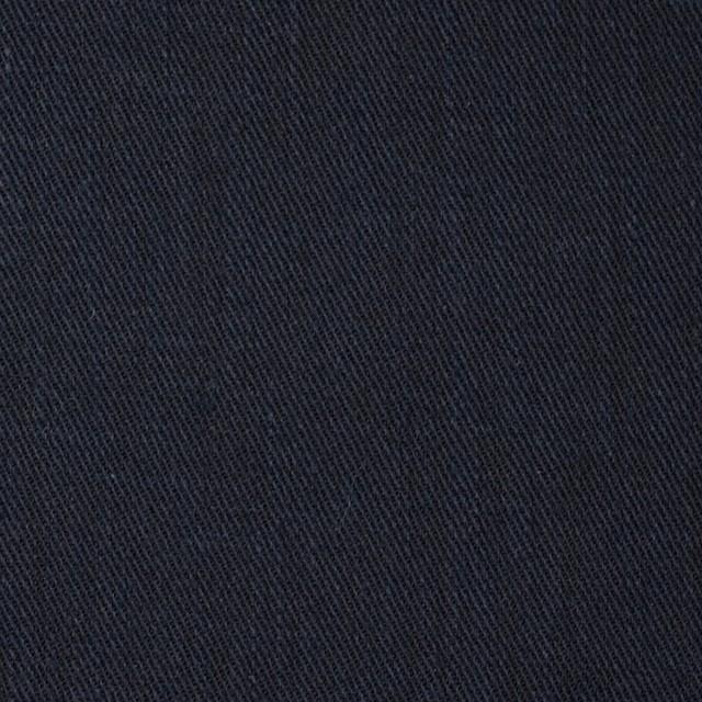 コットン×無地(ブルー&ダークネイビー)×Wフェイスチノクロス イメージ1