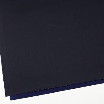 コットン×無地(ブルー&ダークネイビー)×Wフェイスチノクロス サムネイル2