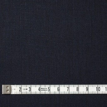 コットン×無地(ブルー&ダークネイビー)×Wフェイスチノクロス サムネイル4