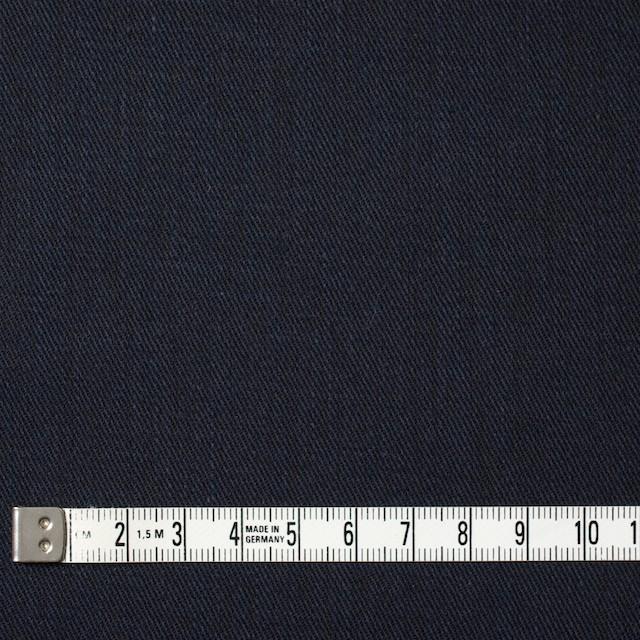 コットン×無地(ブルー&ダークネイビー)×Wフェイスチノクロス イメージ4