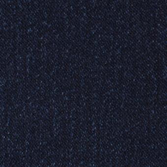 コットン&ポリウレタン×無地(インディゴ)×デニムストレッチ