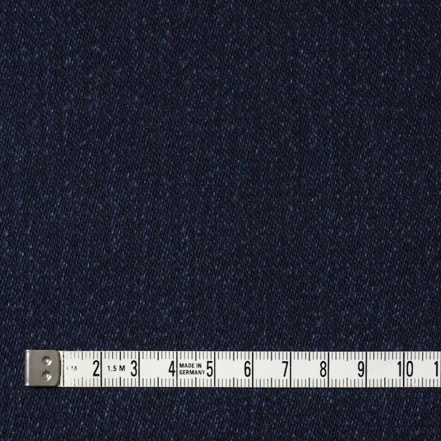 コットン&ポリウレタン×無地(インディゴ)×デニムストレッチ イメージ4