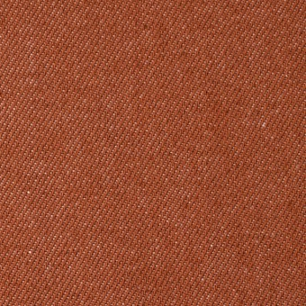 コットン×無地(オレンジ)×デニム_全5色