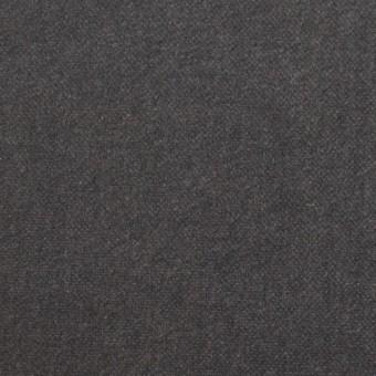 コットン×無地(チャコールグレー)×ベルベット_全9色
