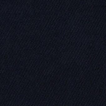 コットン&ポリウレタン×無地(ダークネイビー)×モールスキン・ストレッチ_全2色
