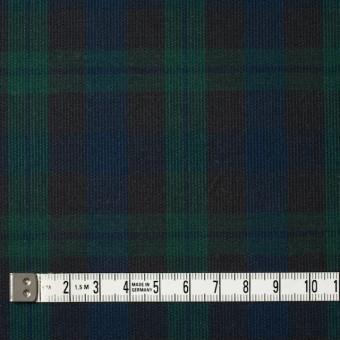 コットン×チェック(ブラックウォッチ)×コードレーン サムネイル4