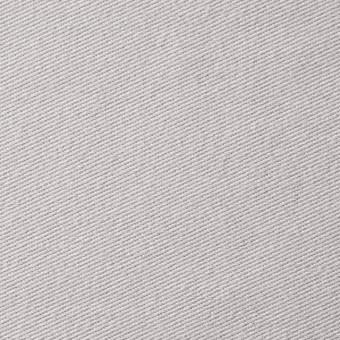 コットン&ポリエステル混×無地(ライトグレー)×デニムライクニット_全10色