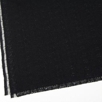 ナイロン×幾何学模様(ブラック)×チュール刺繍_全5色 サムネイル2