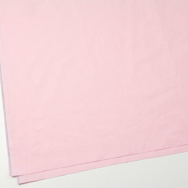 コットン×無地(ピンク)×オックスフォード・ワッシャー_全4色 イメージ2