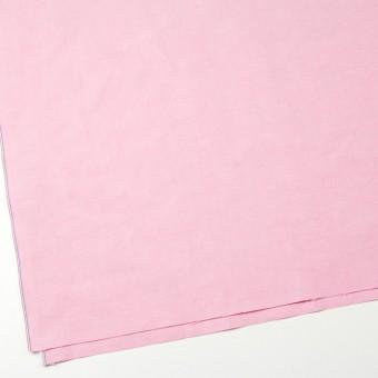 コットン×無地(ピンク)×オックスフォード・ワッシャー_全4色 サムネイル2