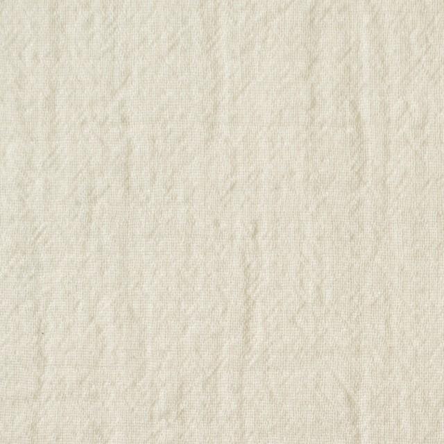 コットン×無地(キナリ)×ボイル&ガーゼ イメージ1
