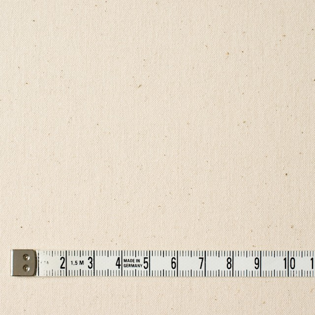 コットン×無地(キナリ)×薄キャンバス イメージ4