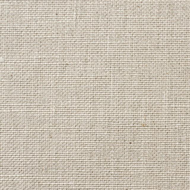 リネン&コットン×無地(キナリ)×キャンバス イメージ1