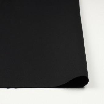 コットン×無地(ブラック)×キャンバス サムネイル3