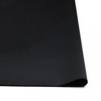 コットン&ポリウレタン×無地(ブラック)×サテンストレッチ サムネイル3