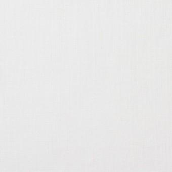 コットン&リネン×無地(オフホワイト)×ボイル_全6色