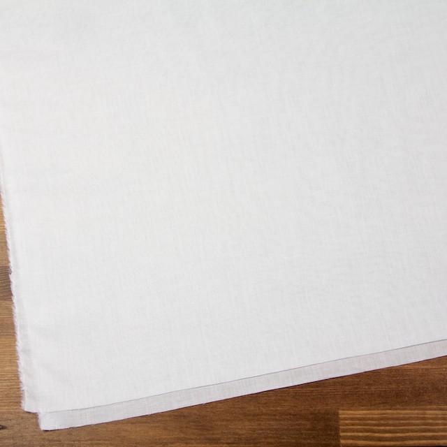 コットン&リネン×無地(オフホワイト)×ボイル_全6色 イメージ2