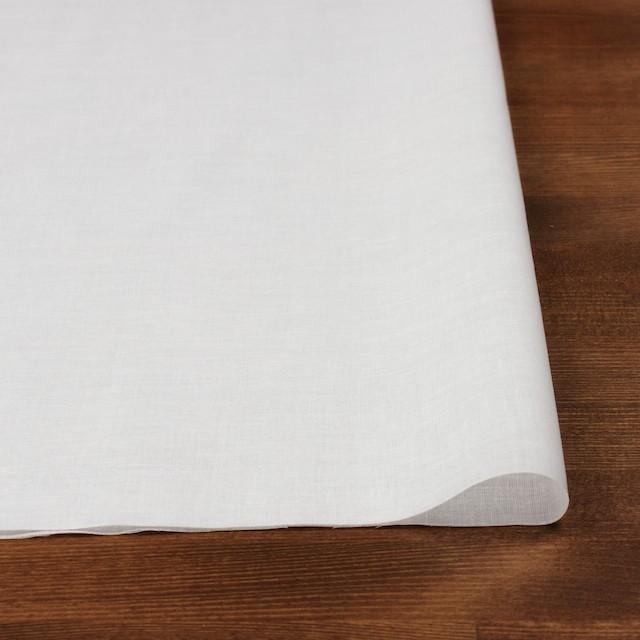 コットン&リネン×無地(オフホワイト)×ボイル_全6色 イメージ3