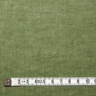 コットン&リネン×無地(モスグリーン)×ボイル_全6色 サムネイル4