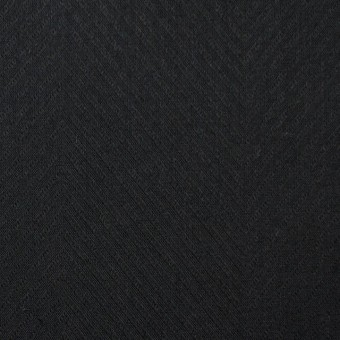 コットン×無地(ブラック)×ボイルジャガード_全6色 サムネイル1