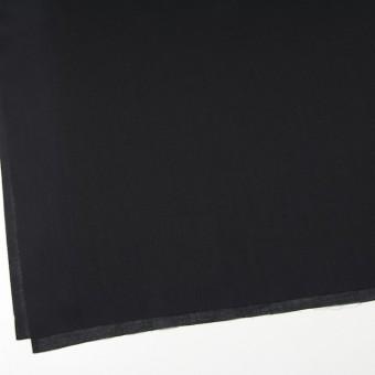 コットン×無地(ブラック)×ボイルジャガード_全6色 サムネイル2