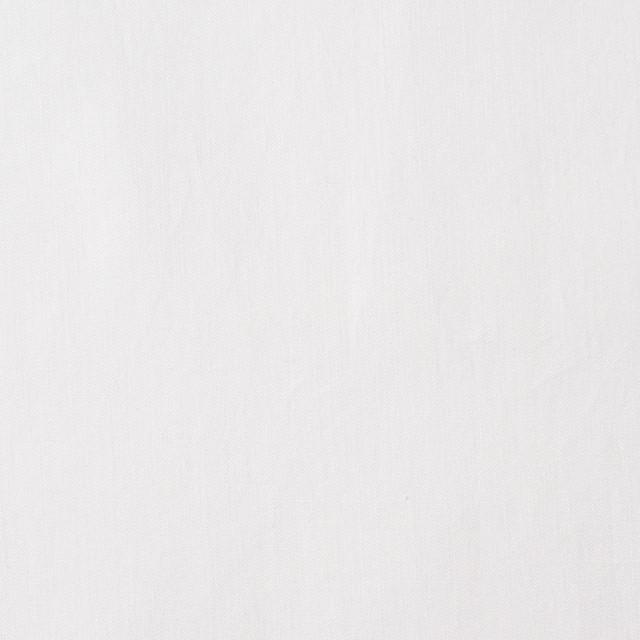 コットン&リネン×無地(ホワイト)×薄サージ_全3色 イメージ1