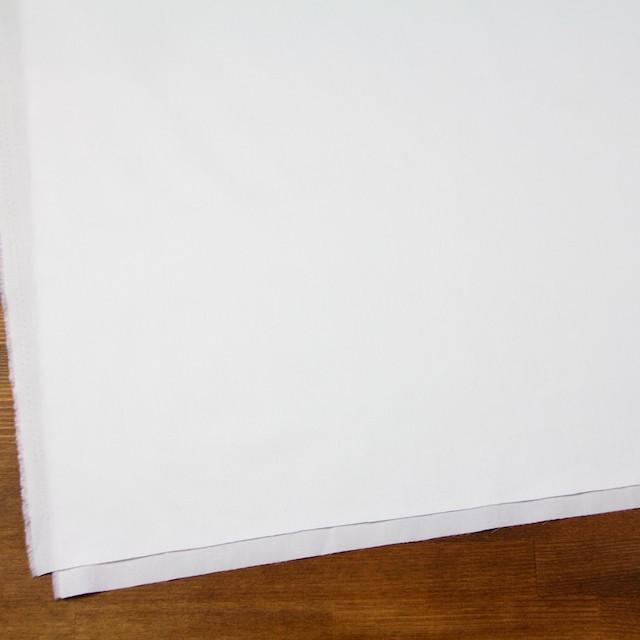 コットン&リネン×無地(ホワイト)×薄サージ_全3色 イメージ2