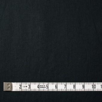 コットン&リネン×無地(ブラック)×薄サージ_全3色 サムネイル4