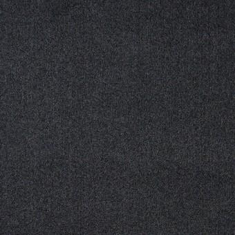 シルク×無地(チャコールブラック)×サテン_全5色