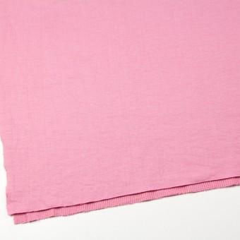 コットン×無地(ピンク)×Wニット_全6色(シリーズ1) サムネイル2
