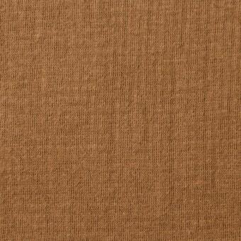 コットン×無地(キャラメル)×Wニット_全6色(シリーズ1)