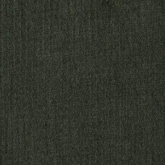 コットン×無地(モスグリーン)×Wニット_全5色(シリーズ3)