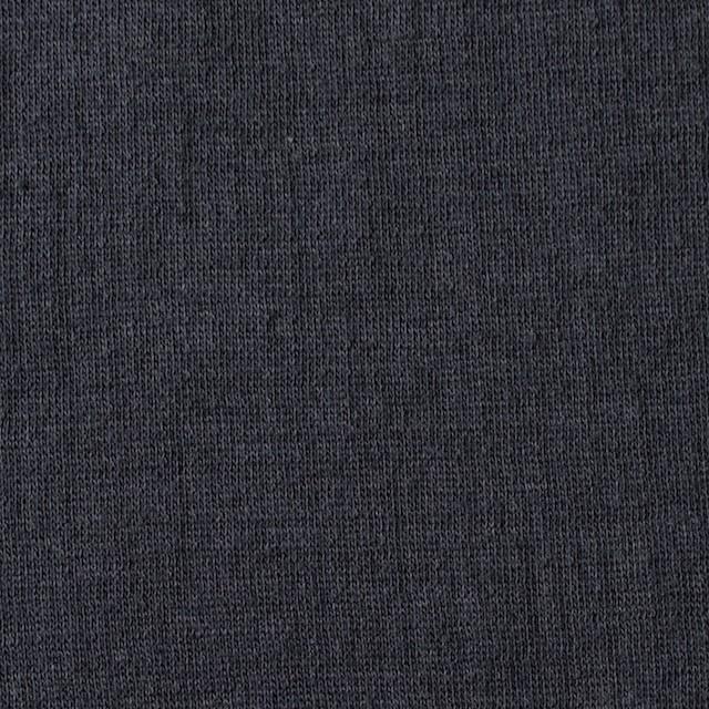 コットン×無地(グーズグレー)×Wニット_全6色(シリーズ4) イメージ1