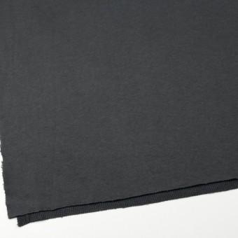 コットン×無地(スチールグレー)×Wニット_全6色(シリーズ4) サムネイル2