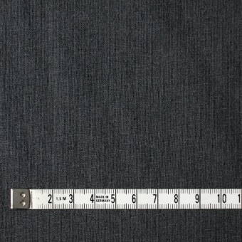 コットン×無地(スチールグレー)×Wニット_全6色(シリーズ4) サムネイル4