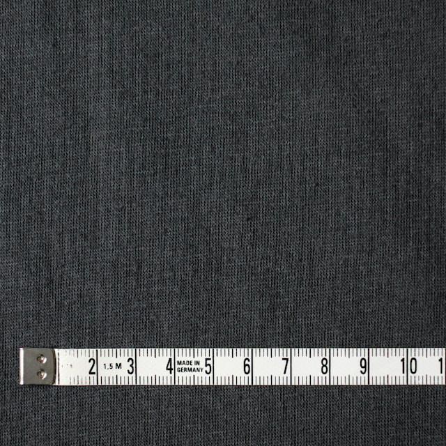 コットン×無地(スチールグレー)×Wニット_全6色(シリーズ4) イメージ4