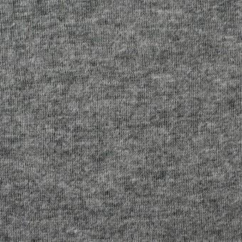 コットン×無地(杢グレー)×Wニット_全6色(シリーズ4)