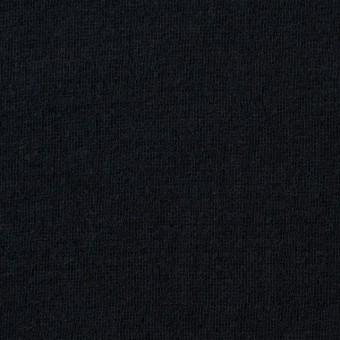 コットン×無地(ブラック)×Wニット_全6色(シリーズ4)