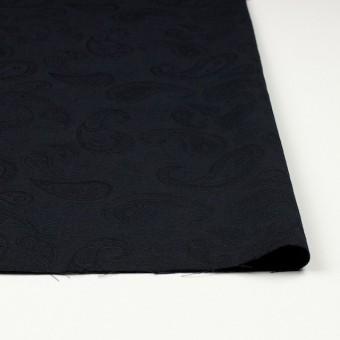 コットン×ペイズリー(ブラック)×ジャガード サムネイル3