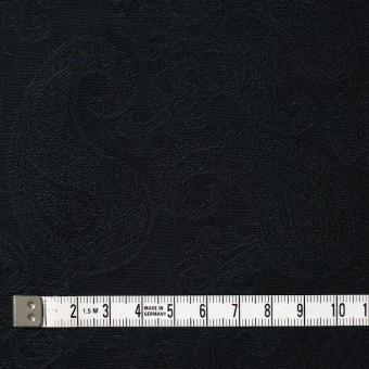 コットン×ペイズリー(ブラック)×ジャガード サムネイル4