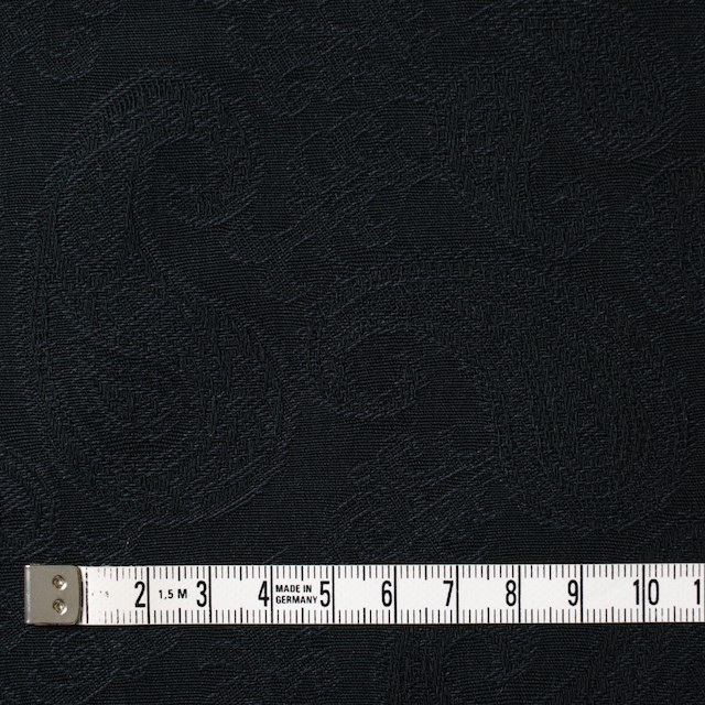 コットン×ペイズリー(ブラック)×ジャガード イメージ4