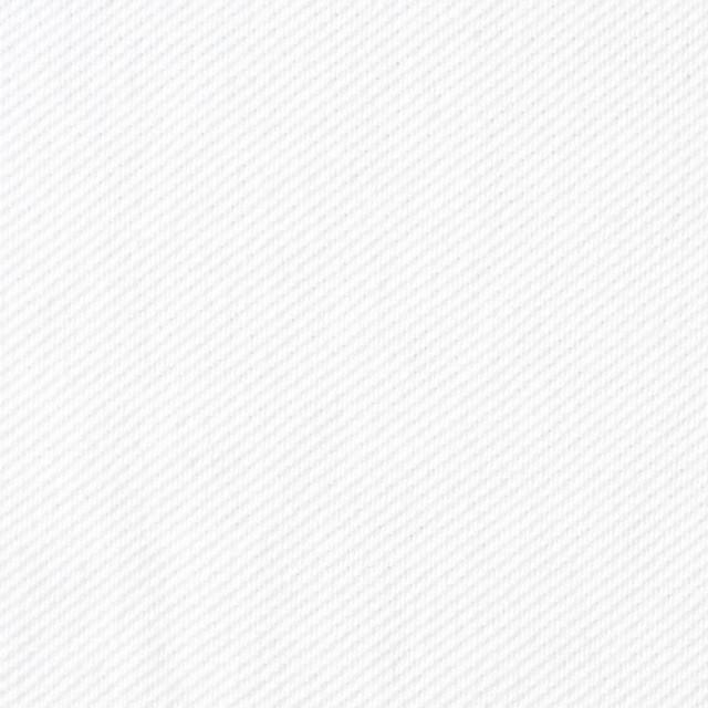 コットン×無地(ホワイト)×鹿の子ニット イメージ1