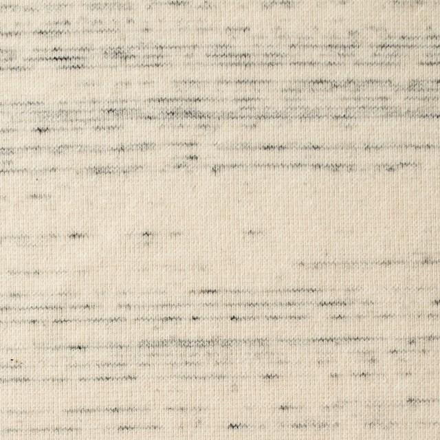 コットン×ボーダー(キナリ)×フライスニット_全2色 イメージ1