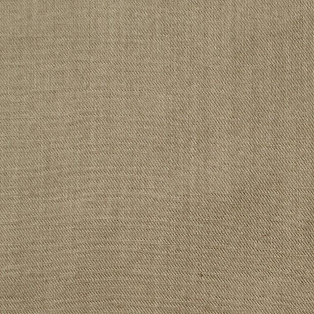 コットン&リネン×無地(カーキ)×薄サージワッシャー_全4色 イメージ1